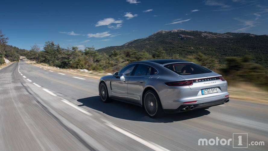 Porsche Panamera Turbo S E-Hybrid 2018