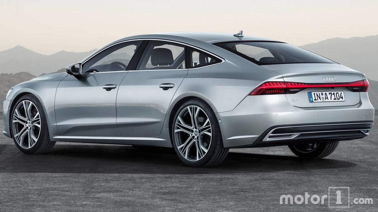 2019 Audi A7 See The Changes Side By Side