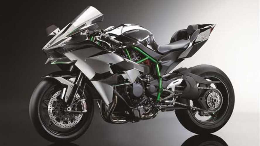 Con la Bimota Tesi H2 vanno in pensione le Kawasaki H2 e H2R?