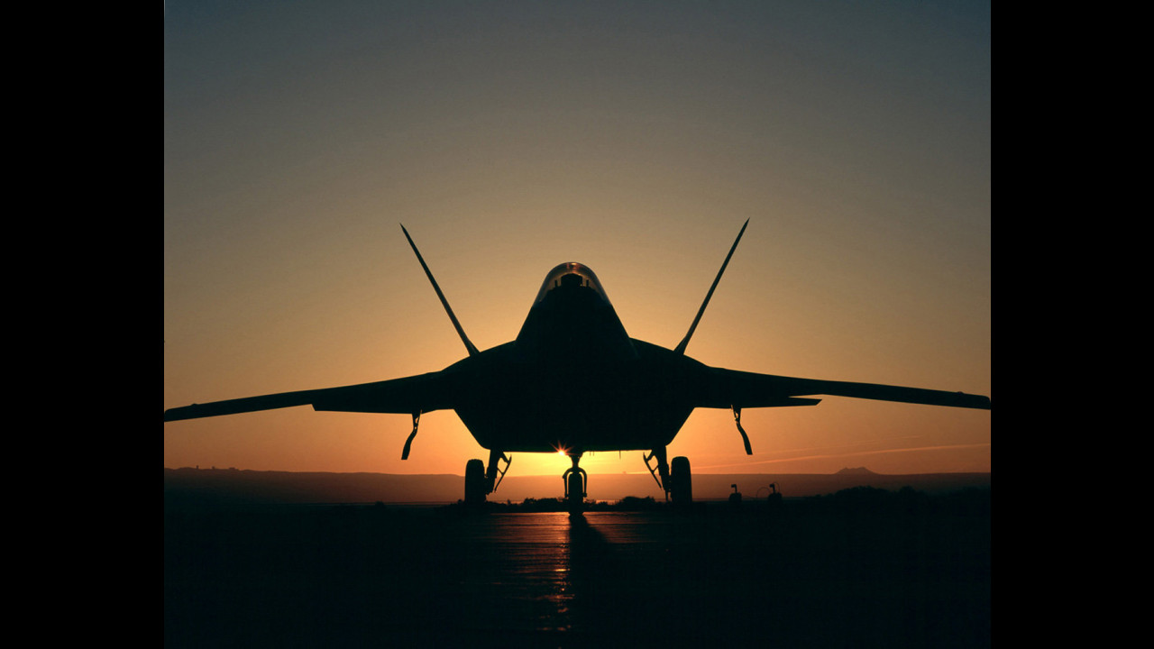 Lockheed Martin F22 Raptor