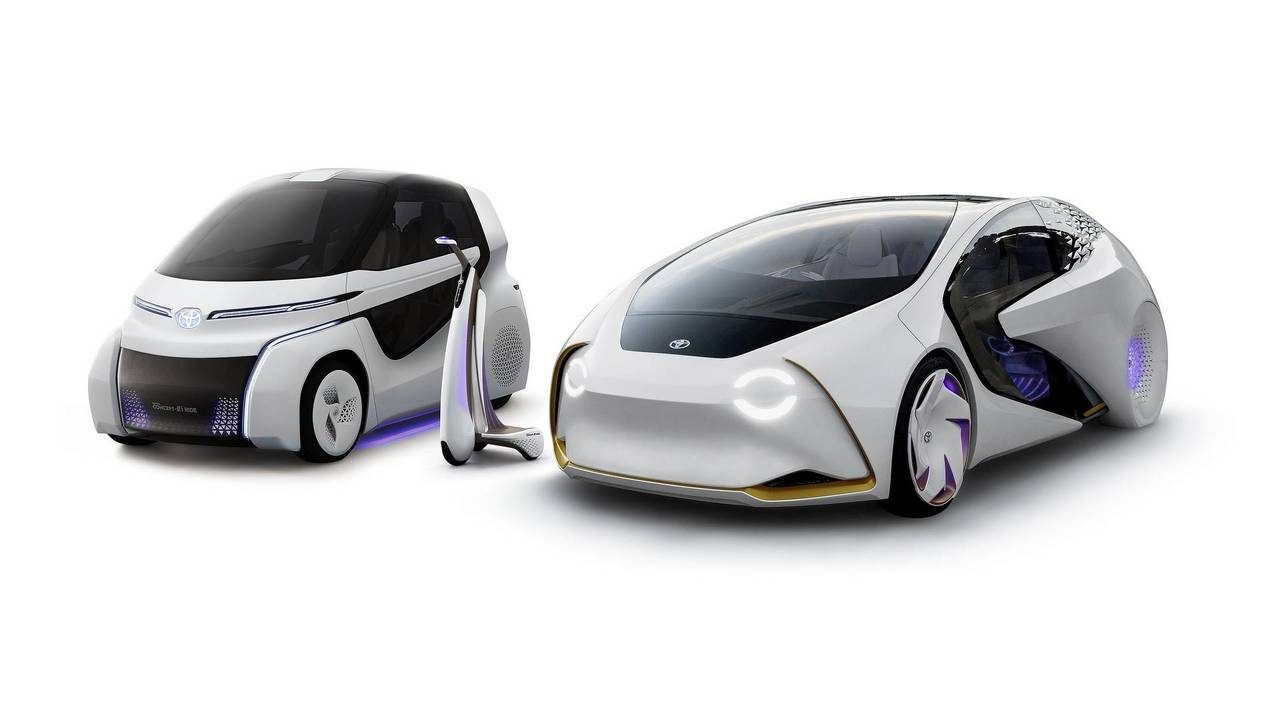 Toyota Concept i-Walk