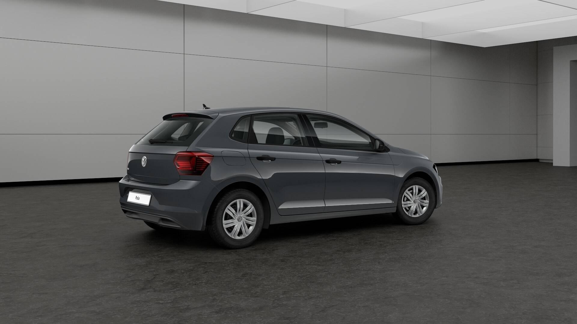 Volkswagen Polo De Base Reine De Laustérité