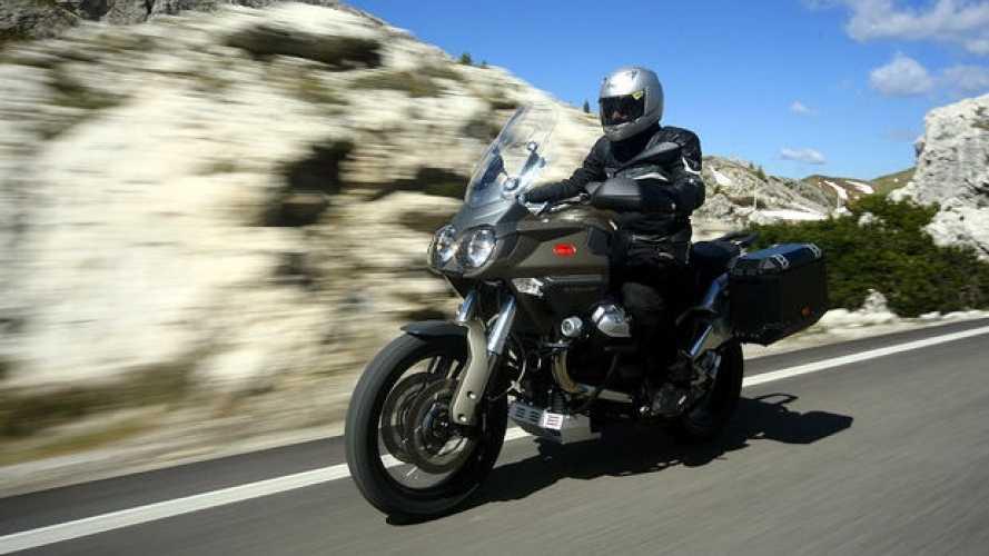 Moto Guzzi Stelvio 1200, guida all'acquisto usato