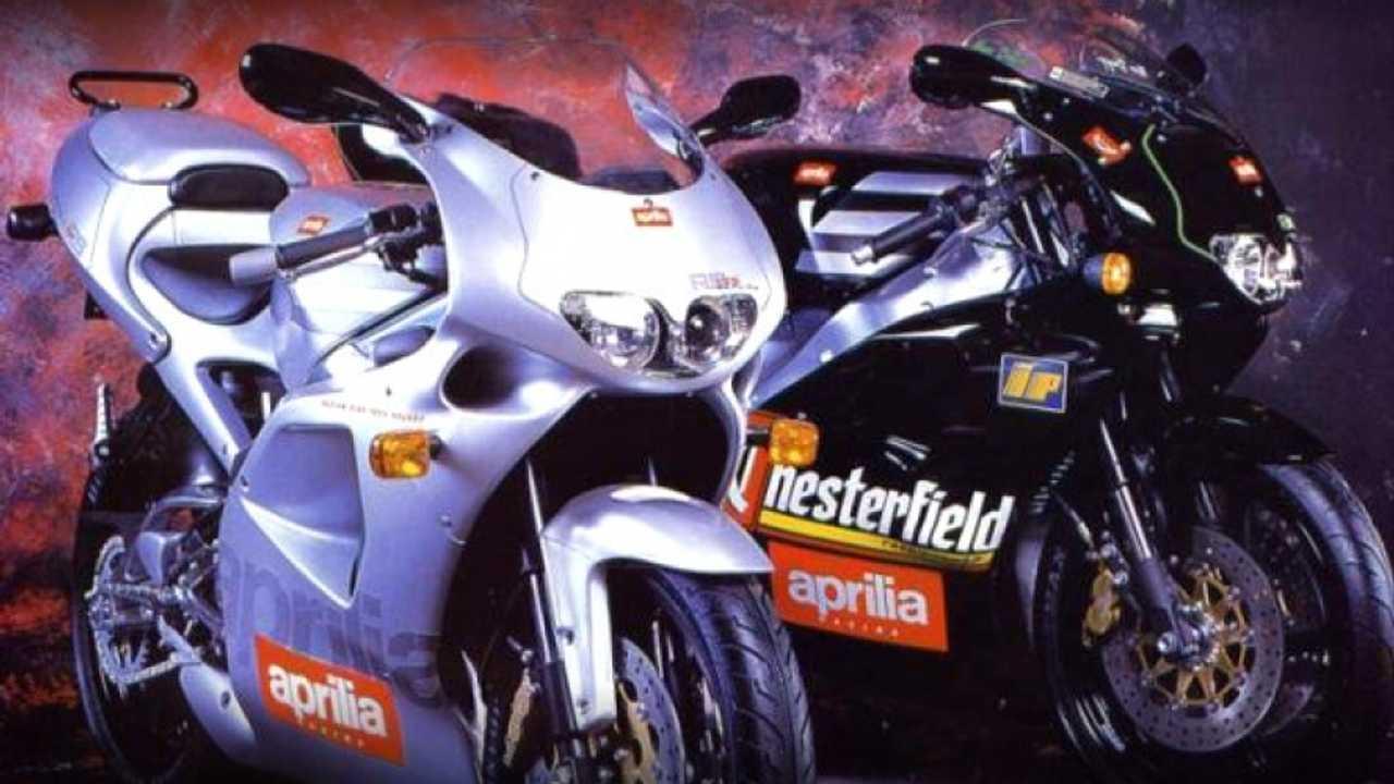 Aprilia RS 250: l'ultima leggenda a 2 tempi