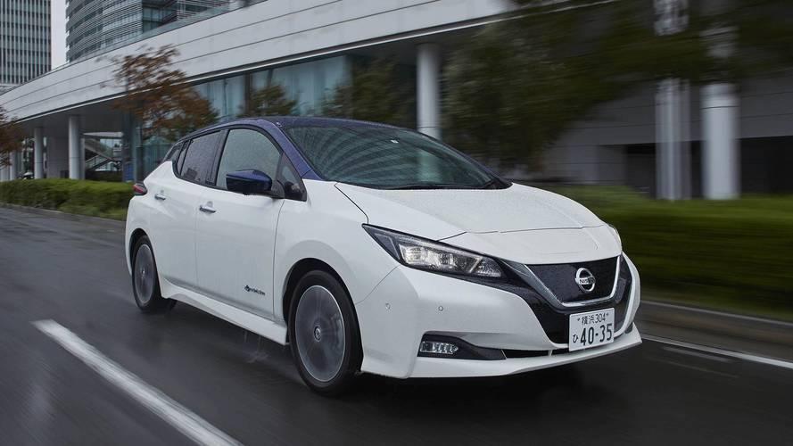 Nissan Leaf é confirmado para o Salão do Automóvel