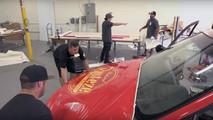 Lightning McQueen Minivan