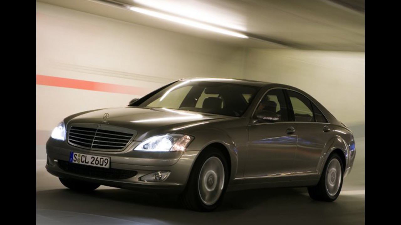 Mercedes S500 4Matic