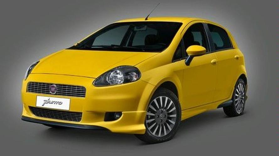 Fiat Punto Turbo