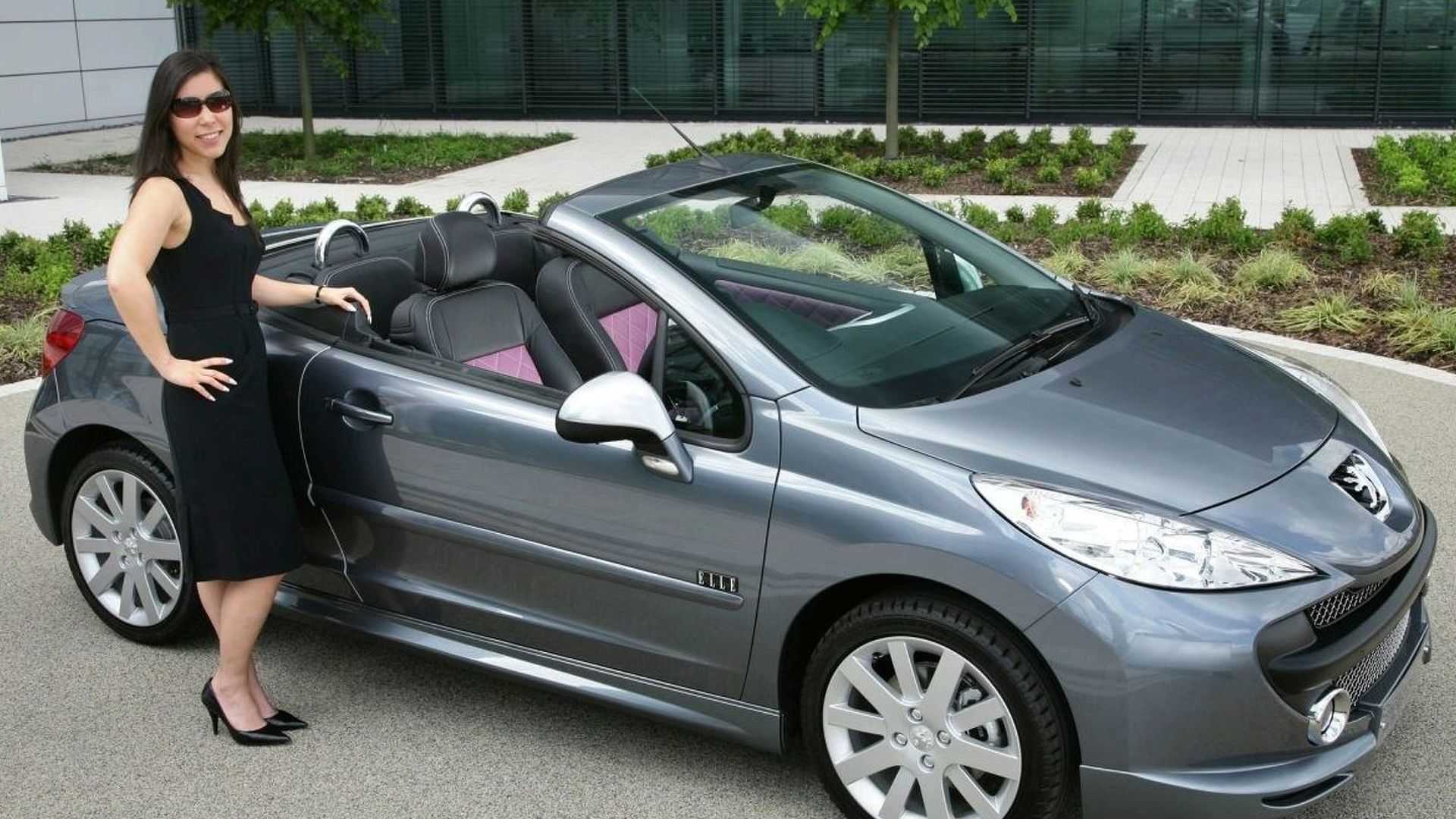 Peugeot 207 Cc Elle Special Edition Uk