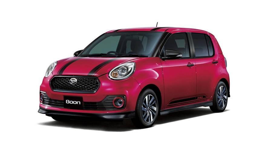 Daihatsu Boon Sporza Limited da Tokyo'da olacak