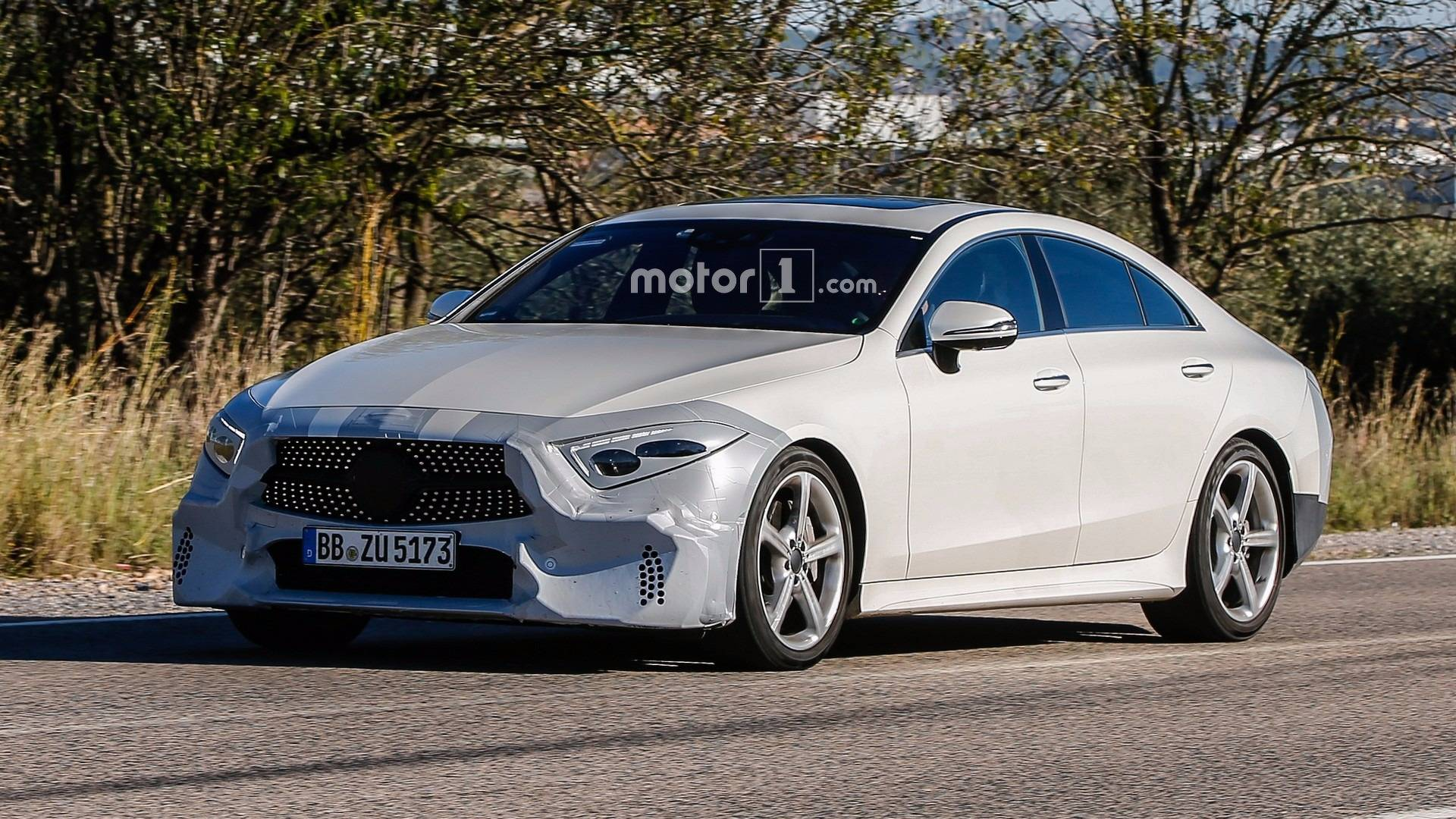 2018 Mercedes CLS This Is Most It