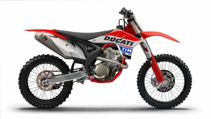 Ducati: una moto da cross per il futuro?