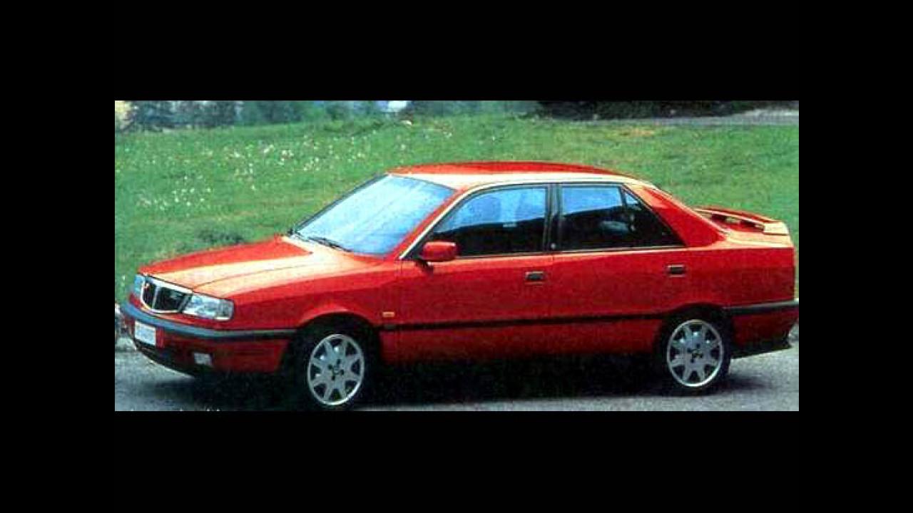 1991 Lancia Dedra Integrale