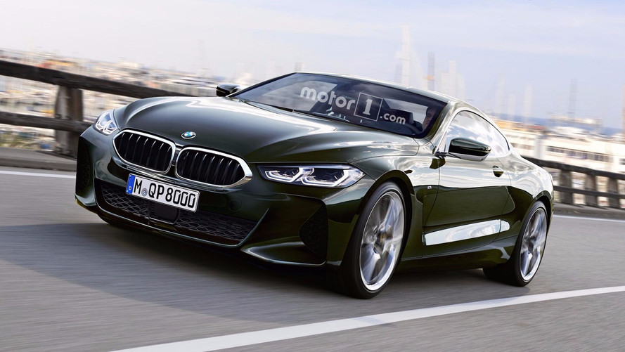 BMW 8 Series Might Receive M Performance Treatment After All