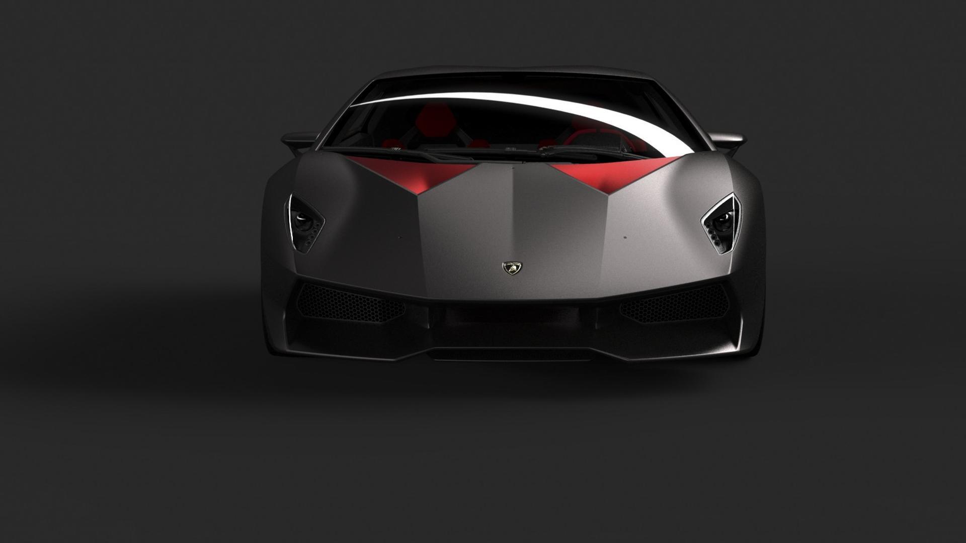 Lamborghini Sesto Elemento Supercar Sunday