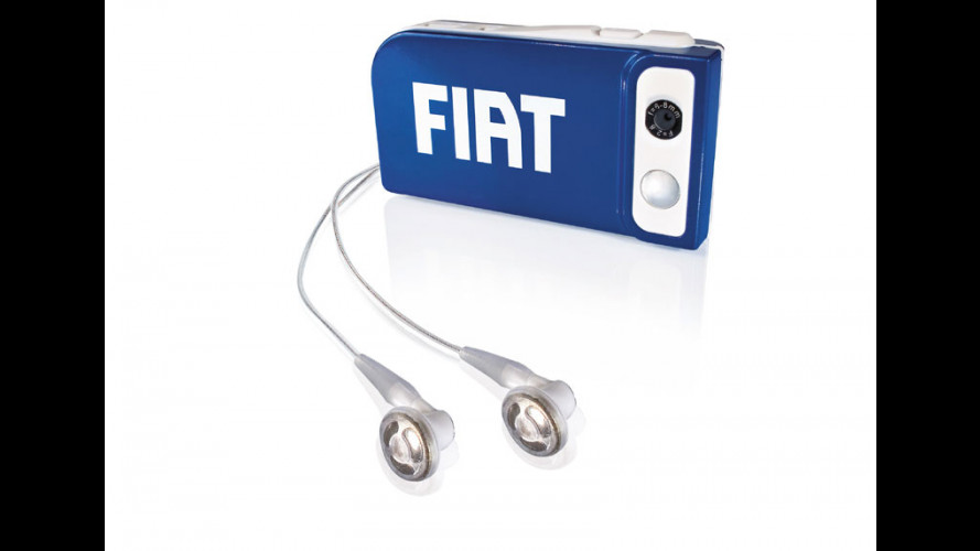 Fiat by T-Logic, l'iPOD made in Italy