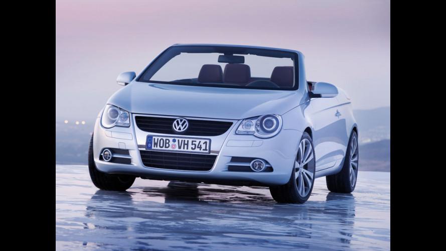 Volkswagen Eos arriva a fine maggio
