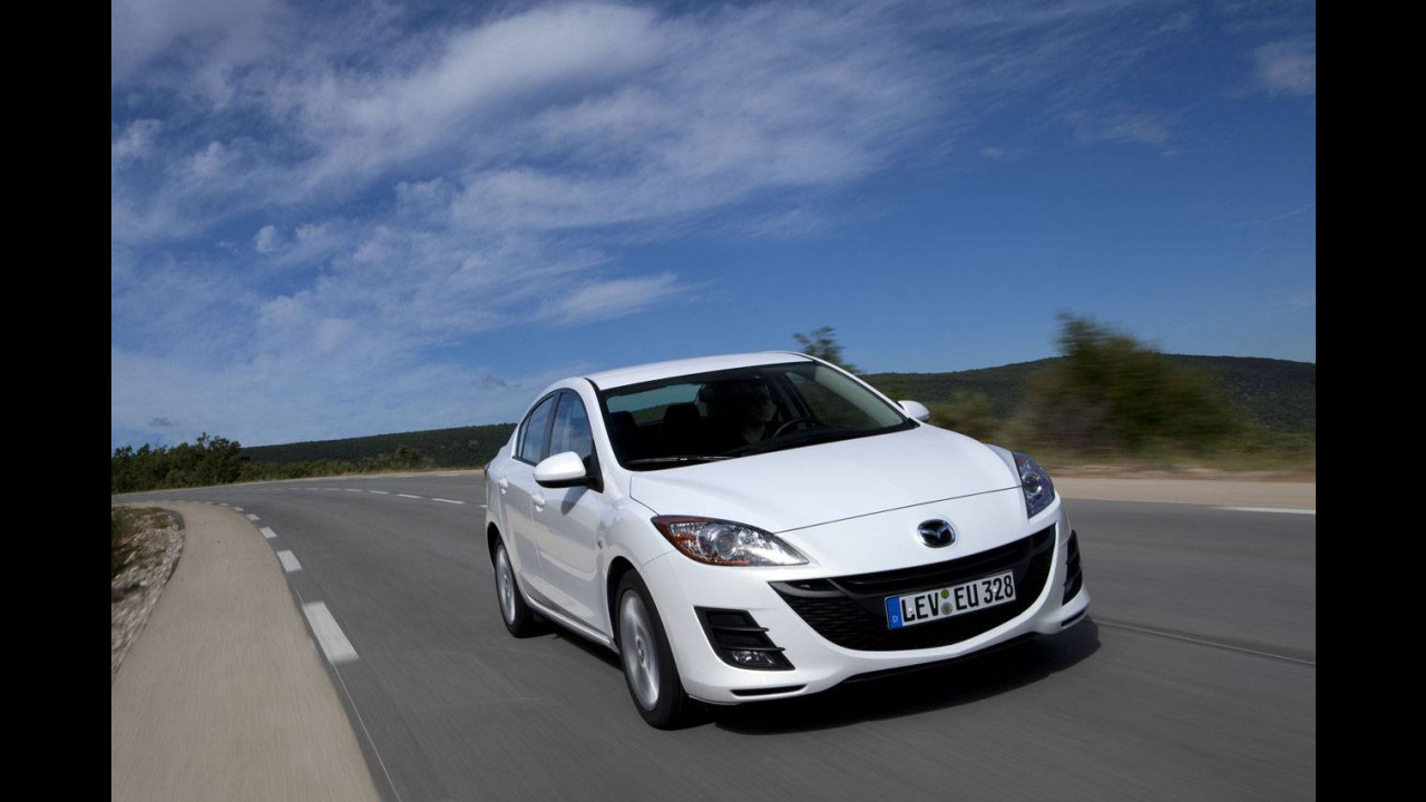 Mazda3 1.6 Diesel 115CV 4 porte