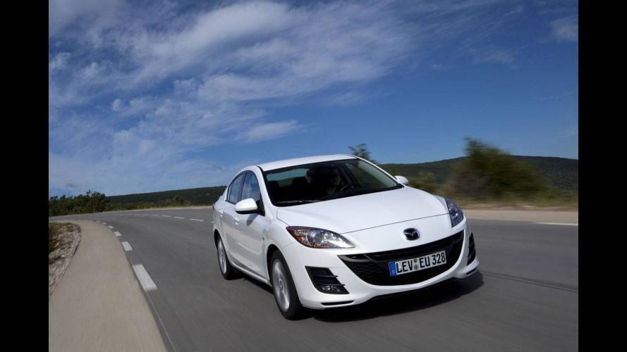 Mazda3 1.6 Diesel 115 CV