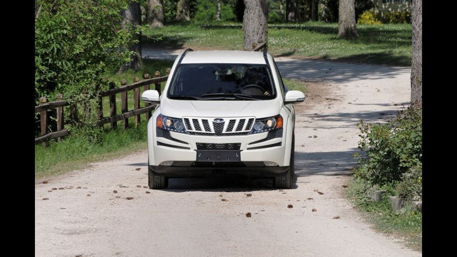 Mahindra XUV500, welfare familiare made in India