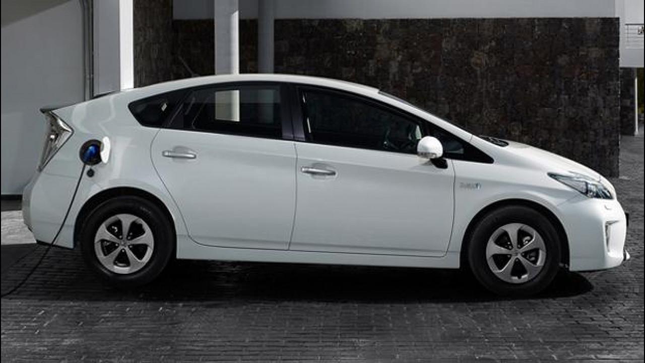 [Copertina] - Toyota Prius Plug-in