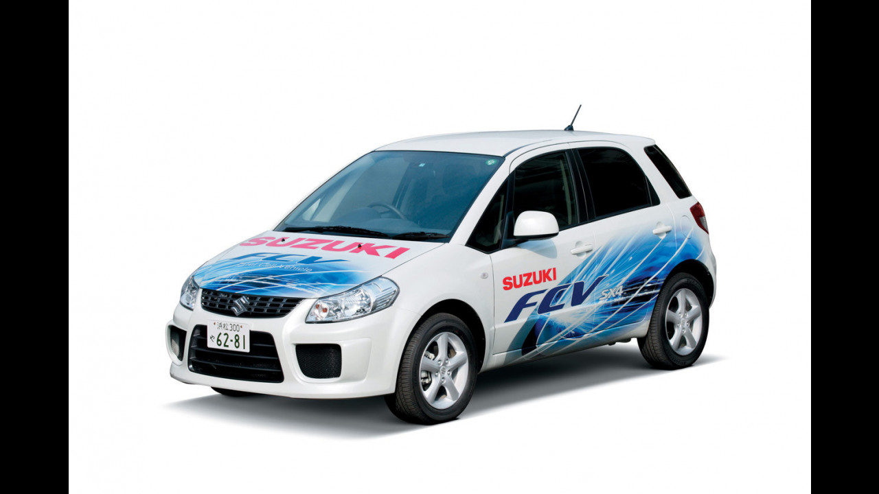 Suzuki SX4 Fuel cell