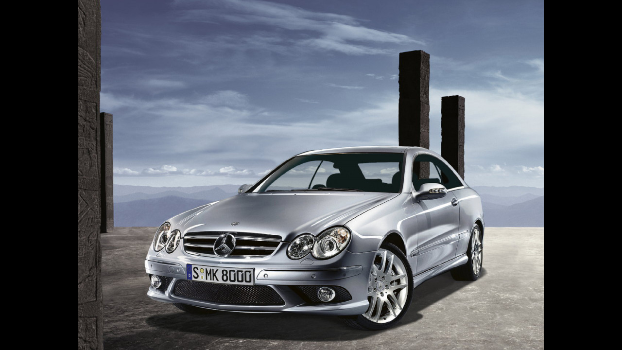 Mercedes CLK Sport Edition