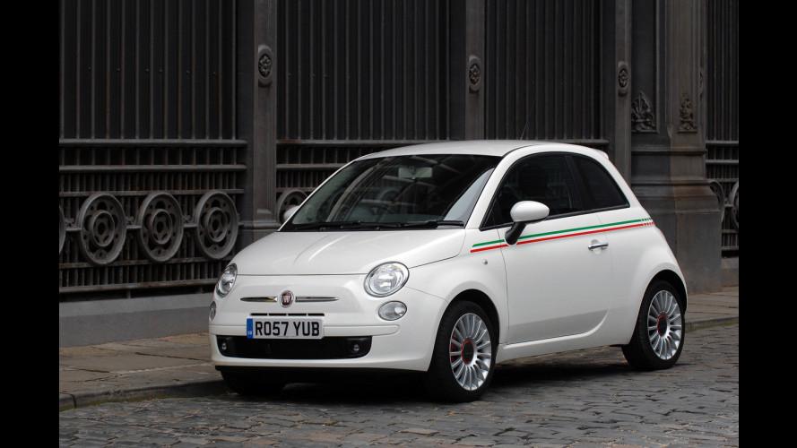 """Fiat 500 fa il """"tutto esaurito"""" in UK"""
