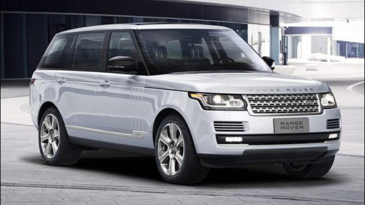 [Copertina] - Range Rover Hybrid Long Wheelbase, quella a passo lungo