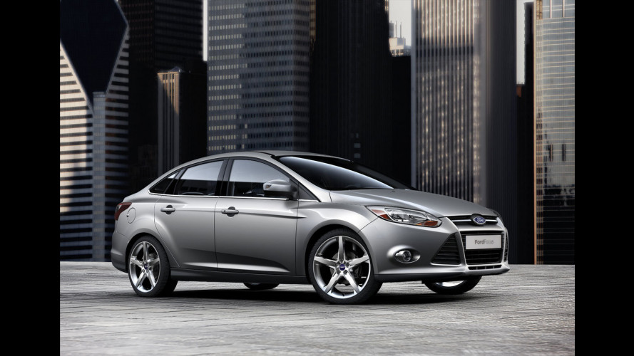 Ford Focus berlina