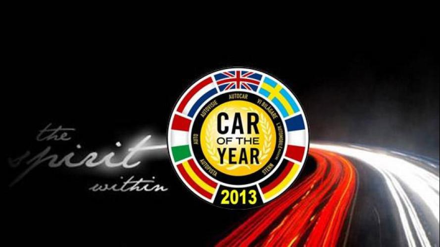 Auto dell'Anno 2013: le finaliste