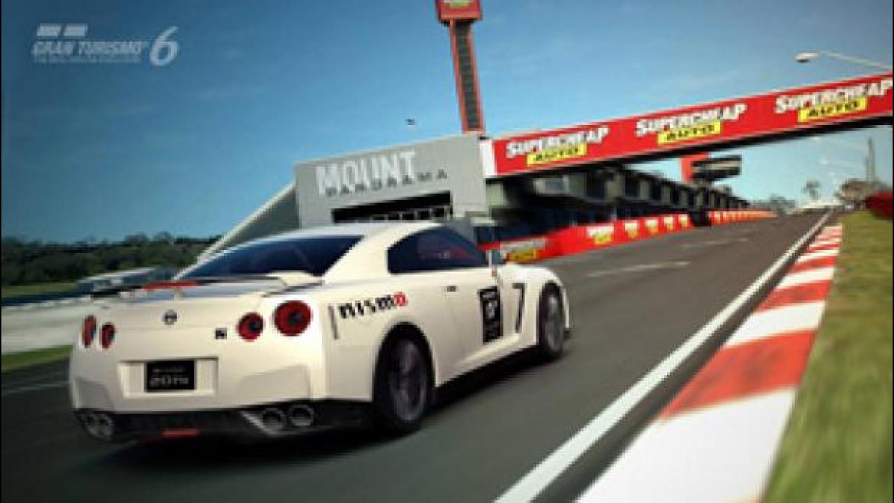 [Copertina] - Nissan GT Academy 2014, selezione anche su Facebook