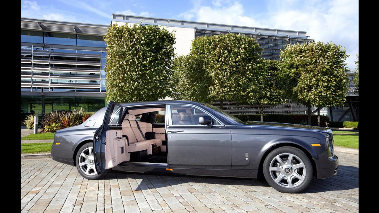 Rolls Royce, esempi di personalizzazione a parigi