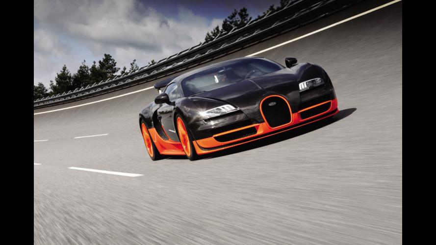 Bugatti Veyron 16.4 Super Sport, oltre se stessa