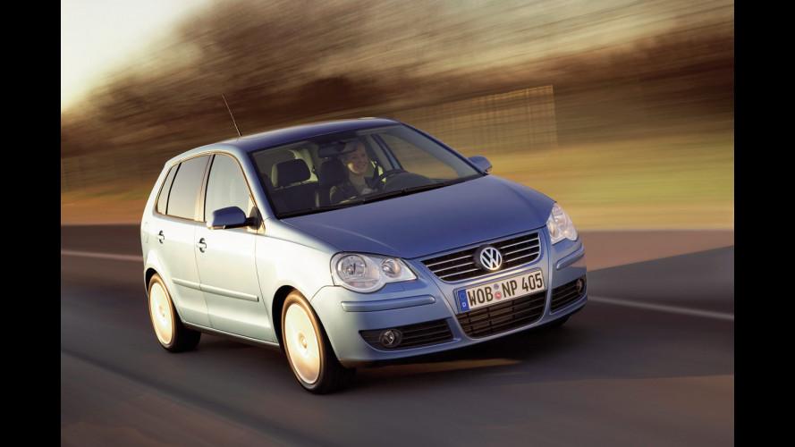Impianto GPL gratuito per la Volkswagen Polo