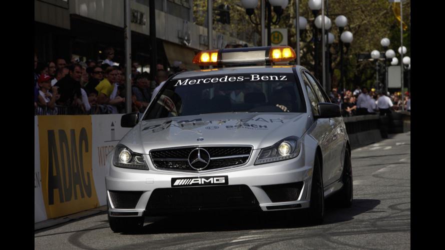 Mercedes C63 AMG DTM Safety Car