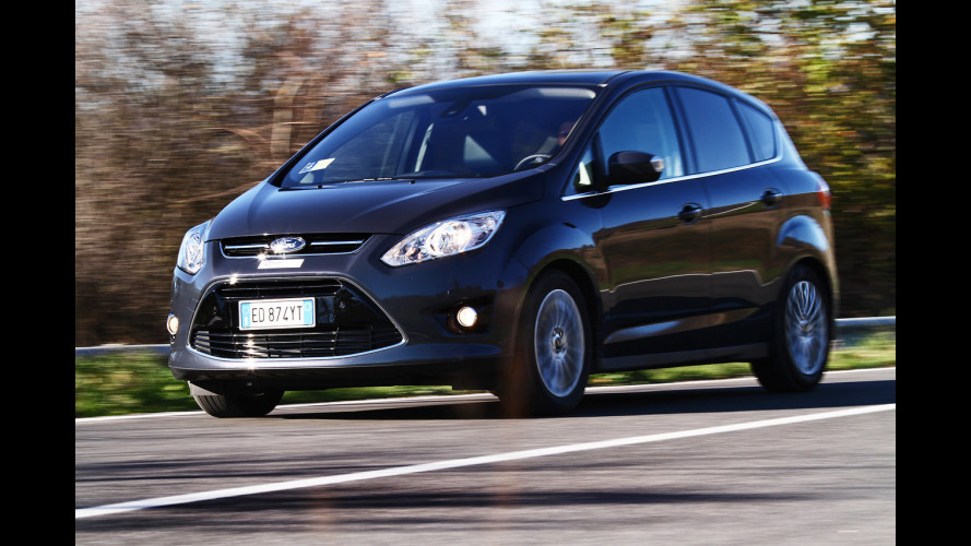 Nuova Ford C-Max 2.0 TDCi 163 CV Powershift