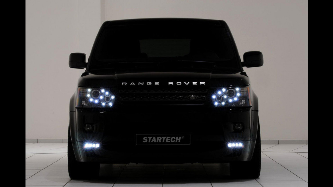 Range Rover Sport Facelift by Startech