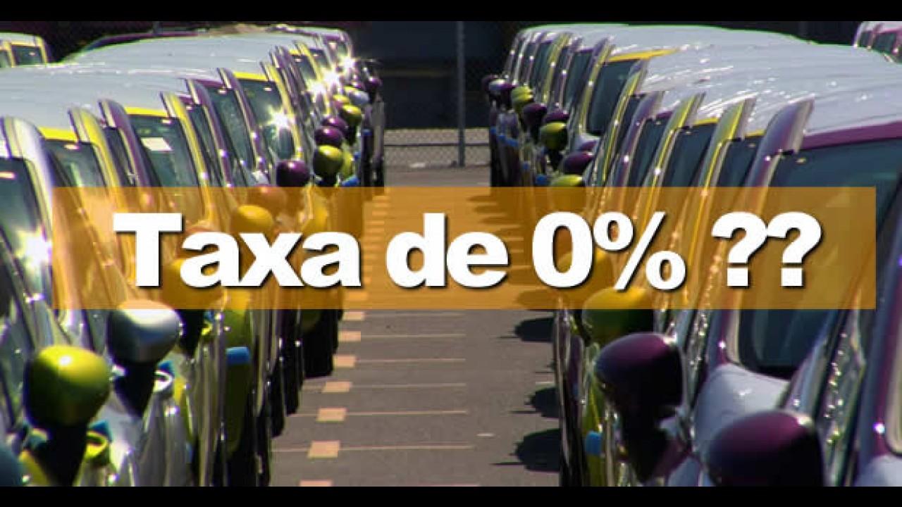 """Pesquisa da PRO TESTE constata que carro com """"zero de juros"""" é só na propaganda"""