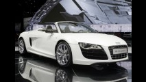Crescem vendas de carros de luxo na cor branca