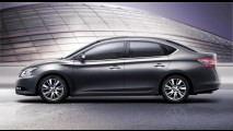 Novo Nissan Sentra 2013 é revelado oficialmente na China - Veja fotos