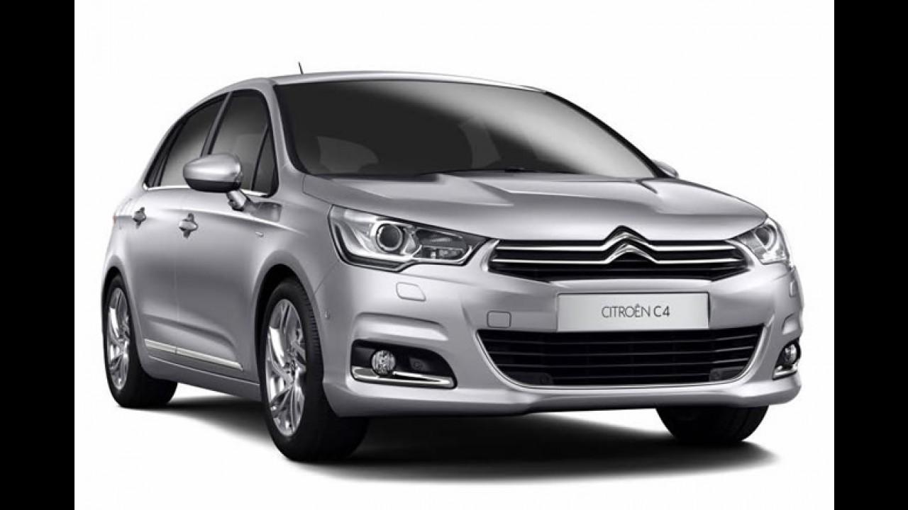Novo Citroën C4 ganha versão 1.4 16v no Uruguai
