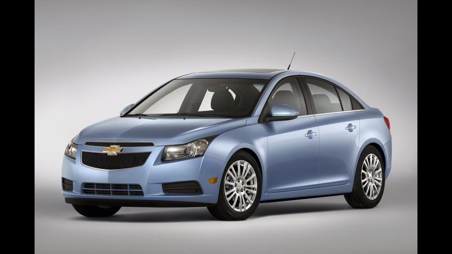 Vídeo: Chevrolet Cruze é o carro mais temido pelos zumbis