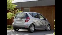 Mercedes testa Classe A elétrico E-Cell com recarga sem fio
