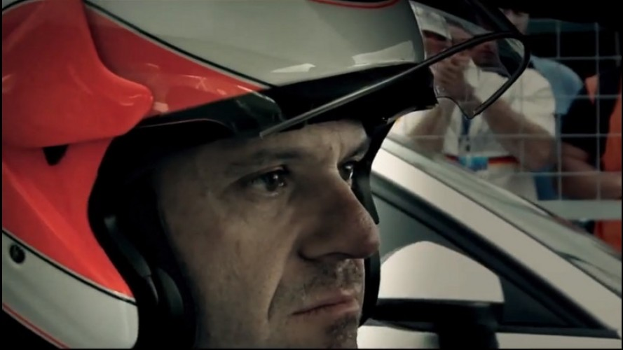 Vídeo: hoje não, hoje não, hoje sim! Barrichello desafia alemães com Volvo V40