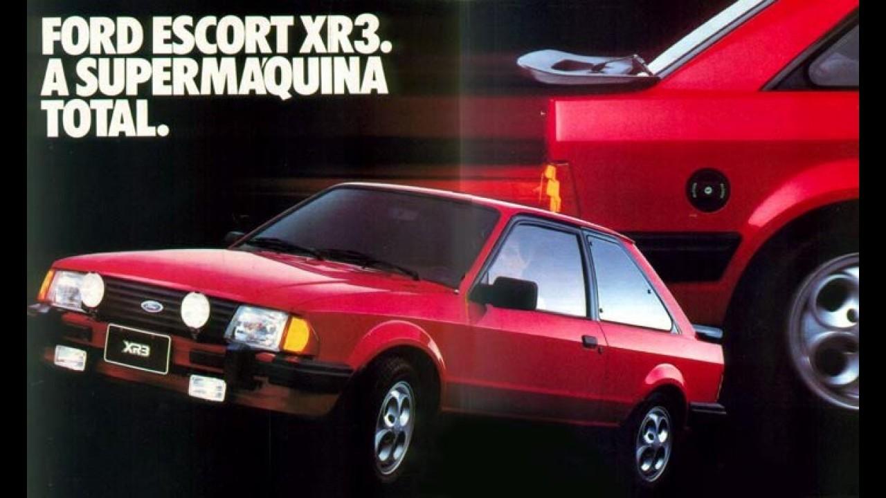 Carros para sempre: refinado, Escort era pequeno grande carro