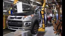 Citroën inicia produção do Novo AirCross - Preço inicial deve ser R$ 55 mil