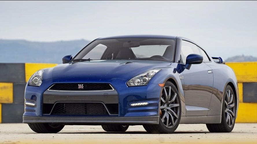 Nissan confirma design brutal e conjunto mecânico híbrido para o próximo GT-R