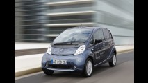 Peugeot mostra o iOn 2011 - O elétrico que tem custo de rodagem de R$ 0,04 por Km