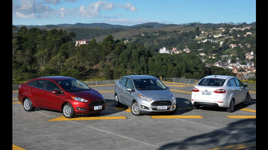 Análise CARPLACE: New Fiesta Sedan registra recorde entre sedãs compactos